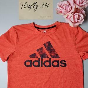 [Adidas] 14/16 Short Sleeved Shirt